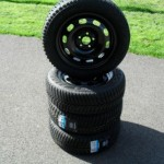 Sets winterbanden+velg VW Polo, Seat Ibiza, Skoda Fabia-1
